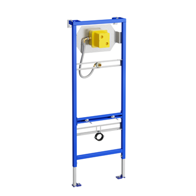 LAUFEN INSTALLATION SYSTEM Concealed frame for urinal Tamaro için görüntü