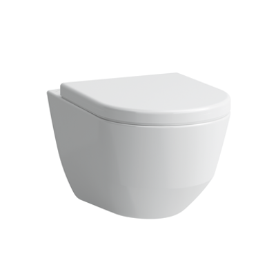 Image for LAUFEN PRO Wall-hung WC, washdown
