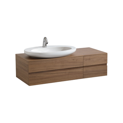 Image pour ILBAGNOALESSI ONE Vanity unit, 1200 mm, for 818972