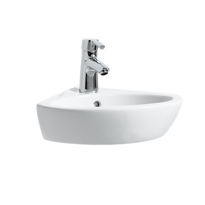 Image for LAUFEN PRO Small corner washbasin 440 mm
