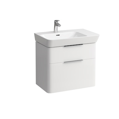 Image for MODERNA R Vanity unit 655 mm (L) with two drawers for washbasin shelf right