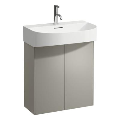Image for SONAR 580mm Vanity unit, 2 doors, matching washbasin 810342