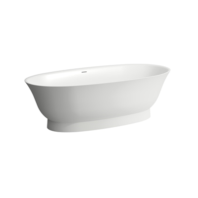 Image for THE NEW CLASSIC Freestanding bathtub, made of solid surface material Sentec