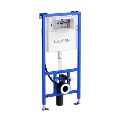 Image for LAUFEN INSTALLATION SYSTEM Concealed frame with cistern for wallhung WC