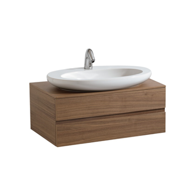 Image for ILBAGNOALESSI ONE Vanity unit, 800 mm, for 818972