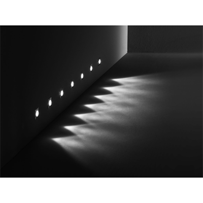 Image for Nanoled Stainless Steel Wall-Recessed