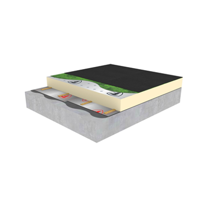 Image for RubberGard EPDM  Roof Fully Adhered System
