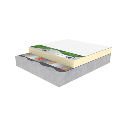 Image for UltraPly TPO Roof Fully Adhered System