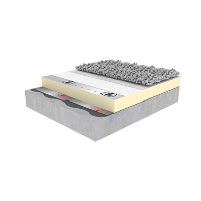 Image for UltraPly TPO Roof Ballasted System