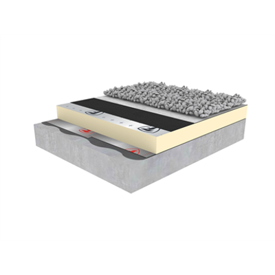Image for RubberGard EPDM  Roof Ballasted System