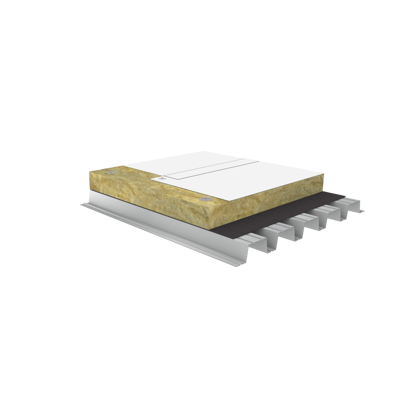 Image for UltraPly TPO Roof Mechanically Attached System (on MW)