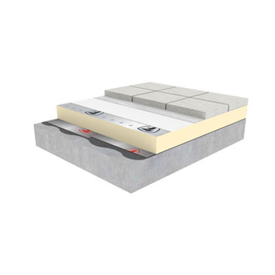 Image for UltraPly TPO Roof Ballasted System (terrace)