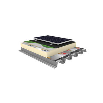 Image for RubberGard EPDM Photovoltaic Roof