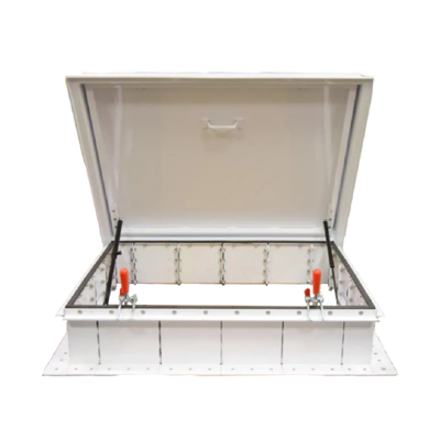 Image for Cyclone Roof Escape Hatch | Roof Penetration Housings, LLC