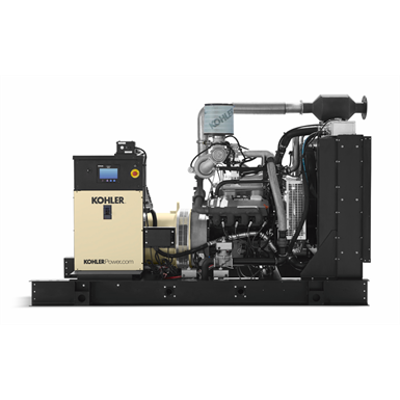 Image for KG180, 50 Hz, Dual Fuel, Industrial Gaseous Generator