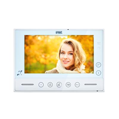 """kuva kohteelle Handsfree video doorphone, vModo, 7"""" soft touch"""