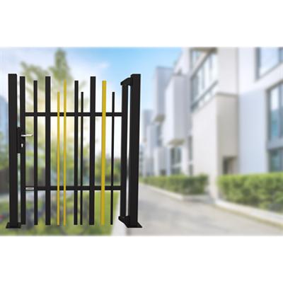 Image for Pedestrial swing gate STEM®