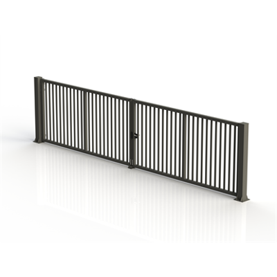 Image for Swing gate AQUILON®