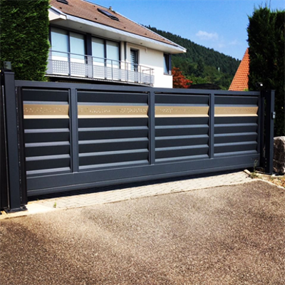 Image for Free-standing gate Z®