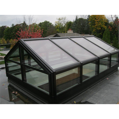 Immagine per Double Pitch Hip End Skylight Model SI5006