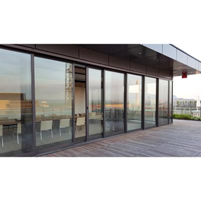 Multi Track Sliding Glass Door Model SI8200 이미지