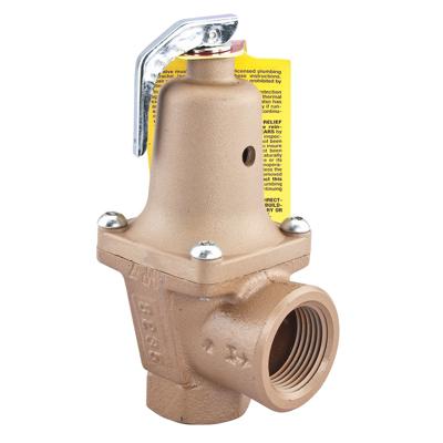 Image for Boiler Pressure Relief Valves - 740