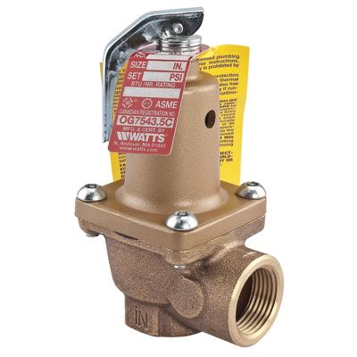 Image for Boiler Pressure Relief Valves - 174A