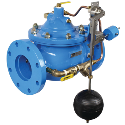 Image for Float Control Valve for Adjustable High and Low Levels - LFF110-14, LFF1110-14