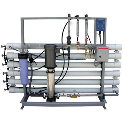 Image for Commercial Reverse Osmosis Systems Up to 15 Gallons Per Minute - PWR4022