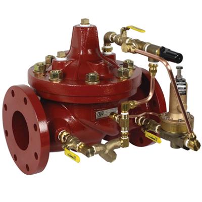 Image for Pressure Relief, Sustaining or Backpressure Control Valve - LFM116, LFM1116