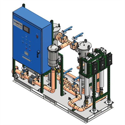 Image for RainCycle Control Station - D2-BFD-VC