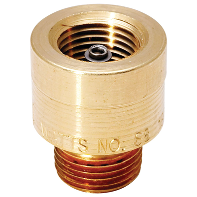 Image for Hose Connection Vacuum Breaker Backflow Preventers for Tub & Shower Hand Spray Sets, Brass - S8