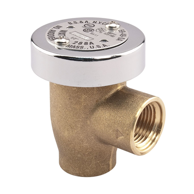 Image for Lead Free* Hot or Cold Water Anti-Siphon Vacuum Breaker Backflow Preventers - LF288A