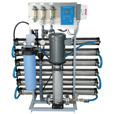 Image for Commercial Reverse Osmosis Systems Up to 10,800 Gallons Per Day - PWR4021