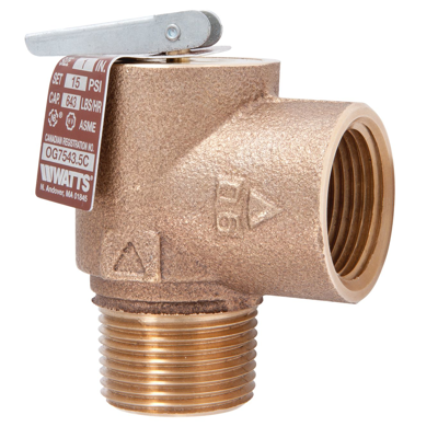Image for Steam Safety Relief Valves, ASME Section IV - 415
