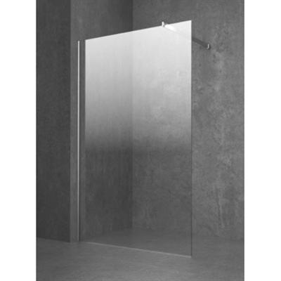 kuva kohteelle SHOWER ENCLOSURE OPEN F01_FIXED GLASS PANEL FOR CORNER SHOWER