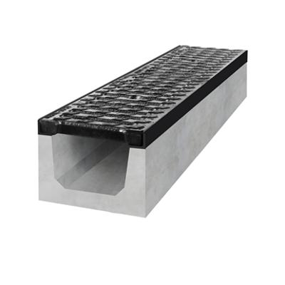 Image for Concrete drainage channel V150 class B125