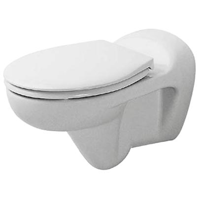 Image pour Duraplus wall-mounted toilet 018509