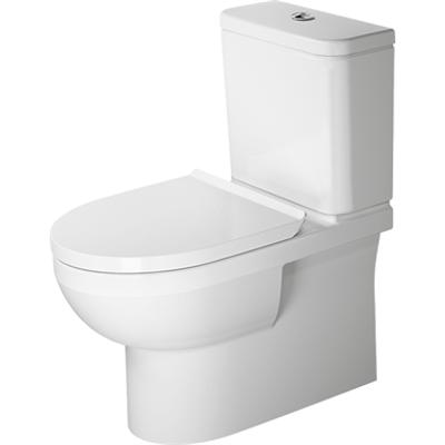 DuraStyle Basic floor-mounted toilet 218209图像