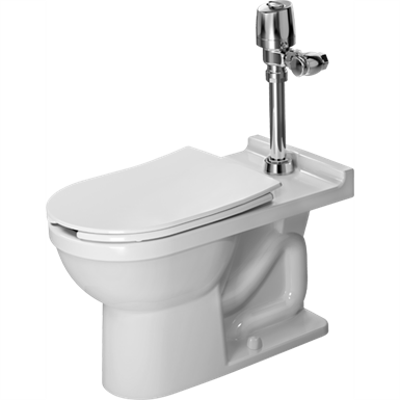 Image pour Starck 3 Toilet floor standing 216501