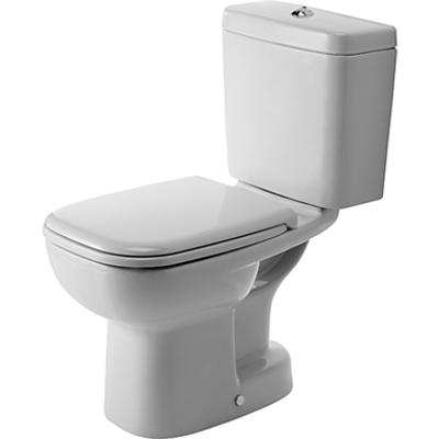 D-Code Toilet close-coupled 211101图像