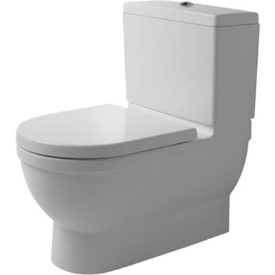 kuva kohteelle Starck 3 Toilet close-coupled Big Toilet 210409