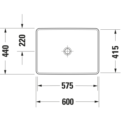 Image for 035860 D-Neo Undermount sink