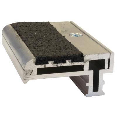 billede til Type WP-RN2SP Spectra® 2-Stage Stair Nosing for Steel Pan or Poured Concrete Steps