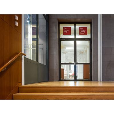 Image for Fireframes® Designer Series-Curtain Door DBL Egress
