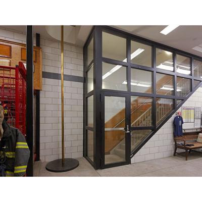 Image for Fireframes® Heat Barrier Series-Curtain Door SGL Stand Alone Door