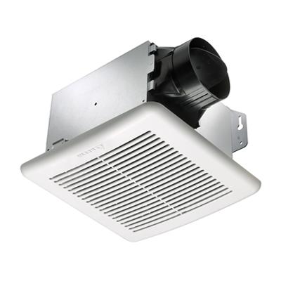 Image for BreezGreenBuilder GBR100H -- 100 CFM with Humidity Sensor