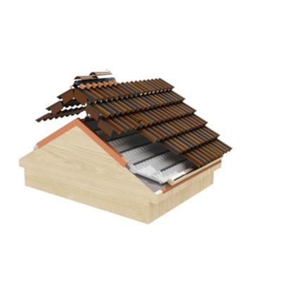 Image pour TECTUM PRO system insulation T320 140mm for Gredos/Teide/Guadarrama rooftile
