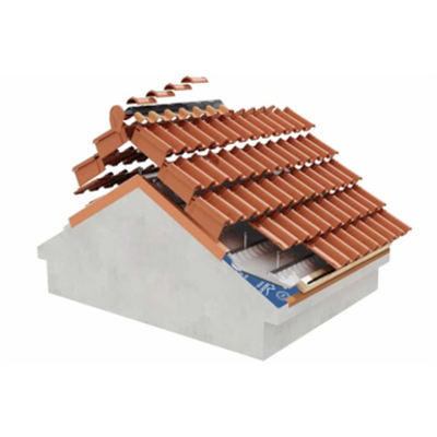 Image for TECTUM PRO system insulation T380 100mm for Logica Lusa rooftile