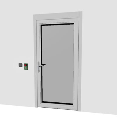 Image for Simply delayed escape door